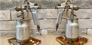 The Gary Howard Paint Gun Auction