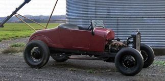 Featured Classifieds: A Simple Hot Rod