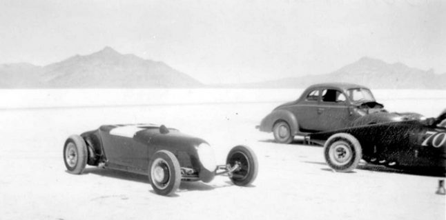 CW's Bonneville and El Mirage pics…