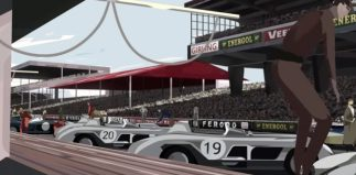 "Animation of the Day: ""LE MANS 1955 – Deadly Competition"""