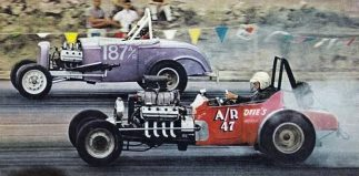 Dueling at Detroit Dragway, 1960