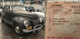 Featured Classified: '40 Ford 'Vert