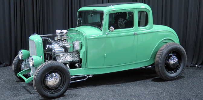 Rods, Customs & Coneys: A Detroit Autorama Pictorial