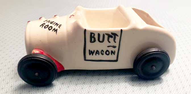 Fire Up the Butt Wagon