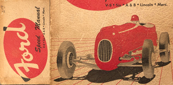 Bill Fisher's Ford Speed Manual: The Flathead Bible