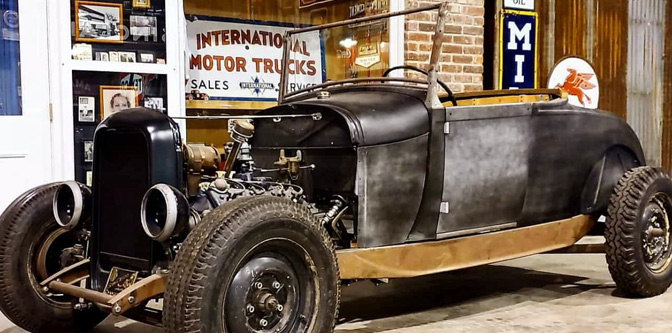 Featured Classifieds: '29 Roadster