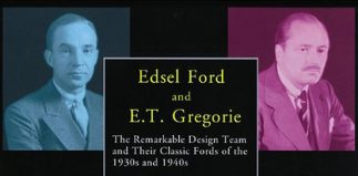 Edsel Ford and E.T. Gregorie: Out of Print!