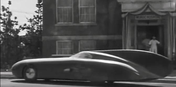 Jimmy Stewart's first feature 'Speed' (1936!)