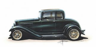 Chip Foose & The '32 Ford