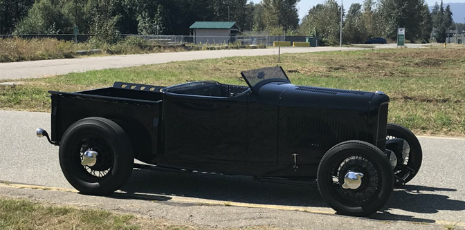 Featured Classifieds: 1932 Ford RPU
