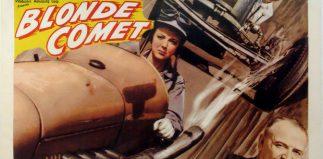 Movie of the Week: Blonde Comet
