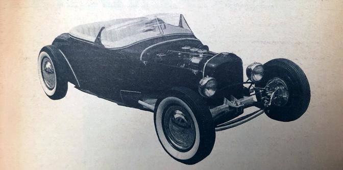 A Royal Roadster
