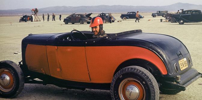 Stumbling over Gems: El Mirage 1948 in COLOR!