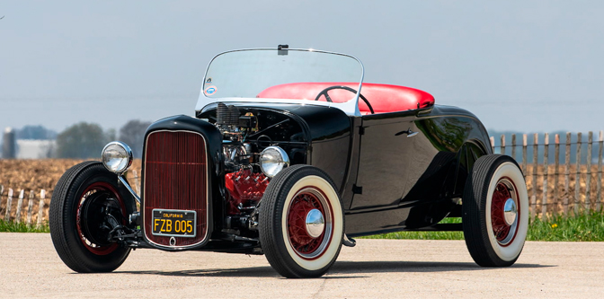 The John Athan '29 A Roadster