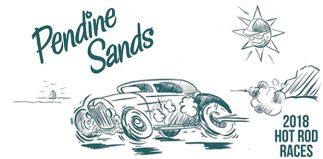 Pendine Sands in 1 minute and 13 seconds…