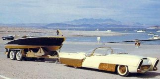 1955 Chris-Craft Cobra