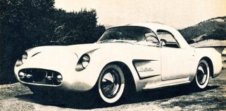 Bob McNulty's 1955 Corvette