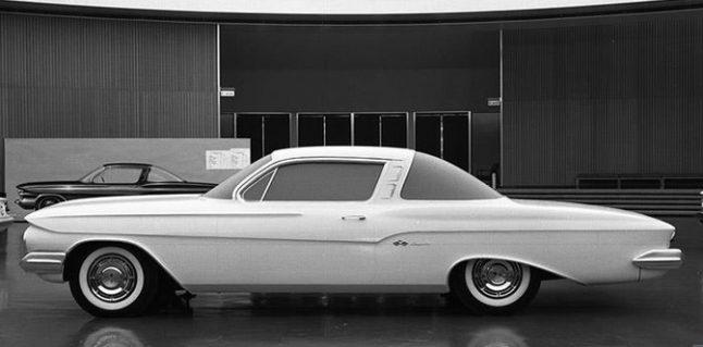 1961 Chevrolet Impala Concept