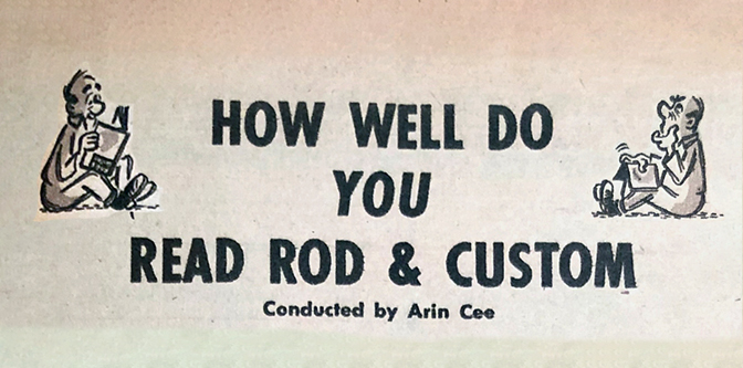Your Hot Rod Quiz for the Day!