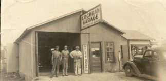 Cochran Garage… FOUND?