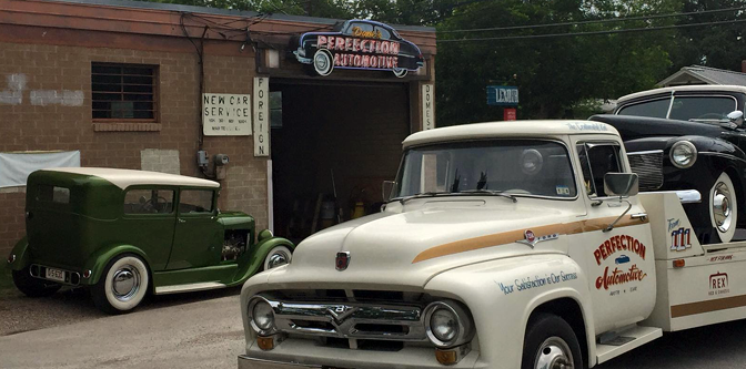 Dave's Perfection: The End Of A Legendary Texas Shop