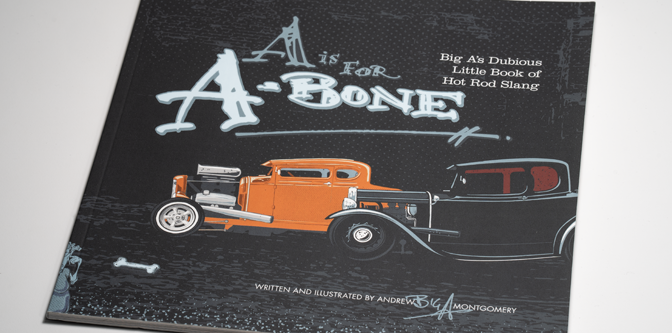 A is for A-Bone