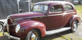 Featured Classifieds: 1940 Ford Standard