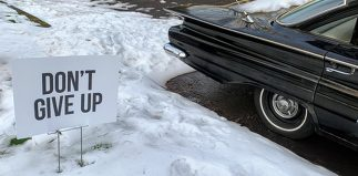Optimism & Old Cars