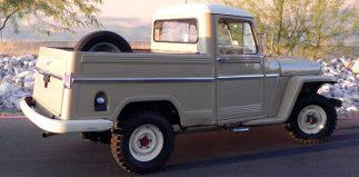 Willys Truck 4×4 Wonder