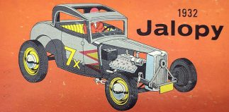 Gene Hetland's '32 Ford Model Kits