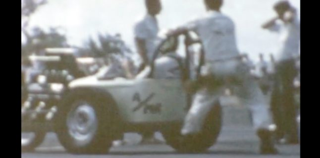 Color Footage: Drag Racing at Kahuku!
