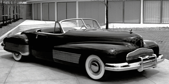 The Buick Y Job = First Factory Custom