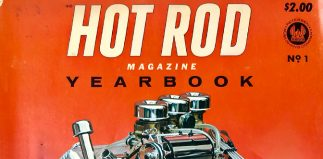Hot Rod Magazine Yearbook No. 1 (1961)