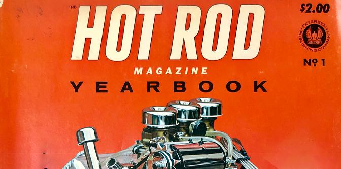 Hot Rod Magazine Yearbook No. 1 (1961)