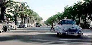 Driving around So-Cal circa 1952…