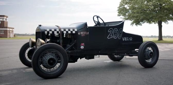 British Car Designer Gets Prewar Hot Rods