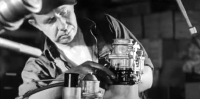 A Shortage of Car Parts: Nothing New