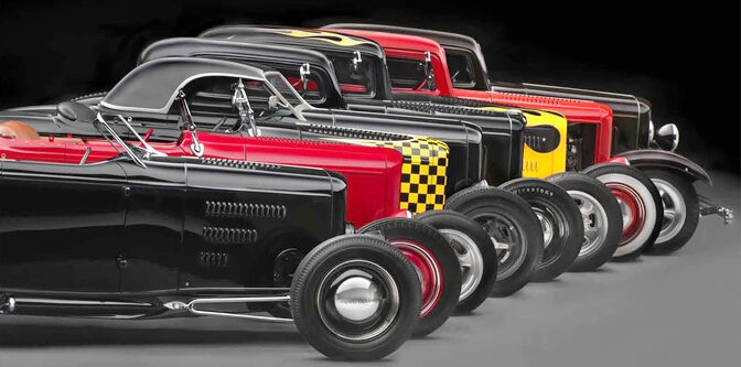 Book Review: Deuce! 1932 Ford Hot Rods from the Bruce Meyer Collection