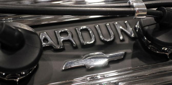 Ardun Chevy