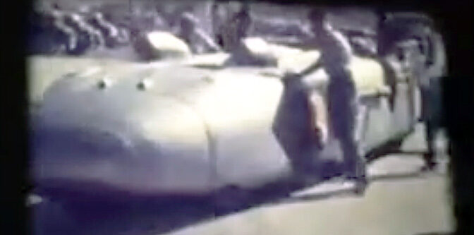 Mystery Footage: Identify this Land Speed Racer