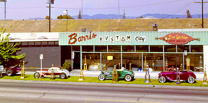 Barris Kustoms is Closing Up Shop…