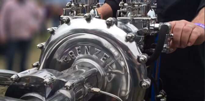 Sound of the Supercharger…