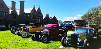 East Coast Hot Rods get their 'Pebble Beach' moment…