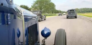 Ride along with the Rolling Bones at Goodwood…